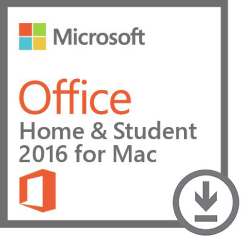 Office Home & Student 2016 for MAC ESD