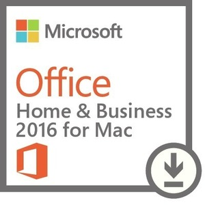 Office Home & Business 2016 for MAC ESD