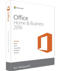 Office 2016 Home & Business [PKC 한글]